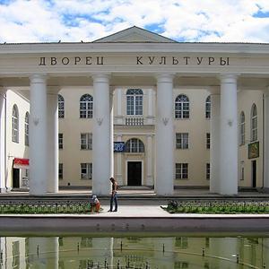 Дворцы и дома культуры Цивильска