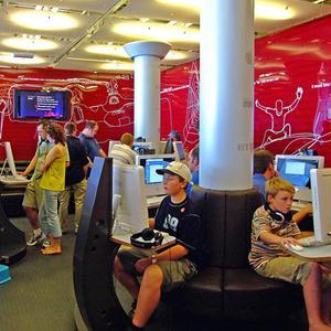 Интернет-кафе Цивильска