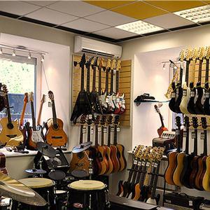Музыкальные магазины Цивильска