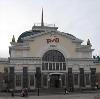 Железнодорожные вокзалы в Цивильске