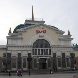 Железнодорожные вокзалы Цивильска