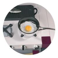 Кафе Свои люди - иконка «кухня» в Цивильске